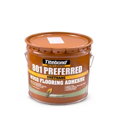 Клей полиуретановый Titebond 801 Preferred Wood Flooring Adhesive