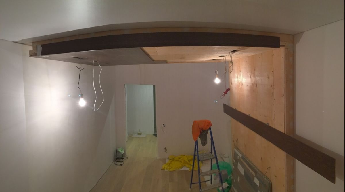 2д панели на потолок