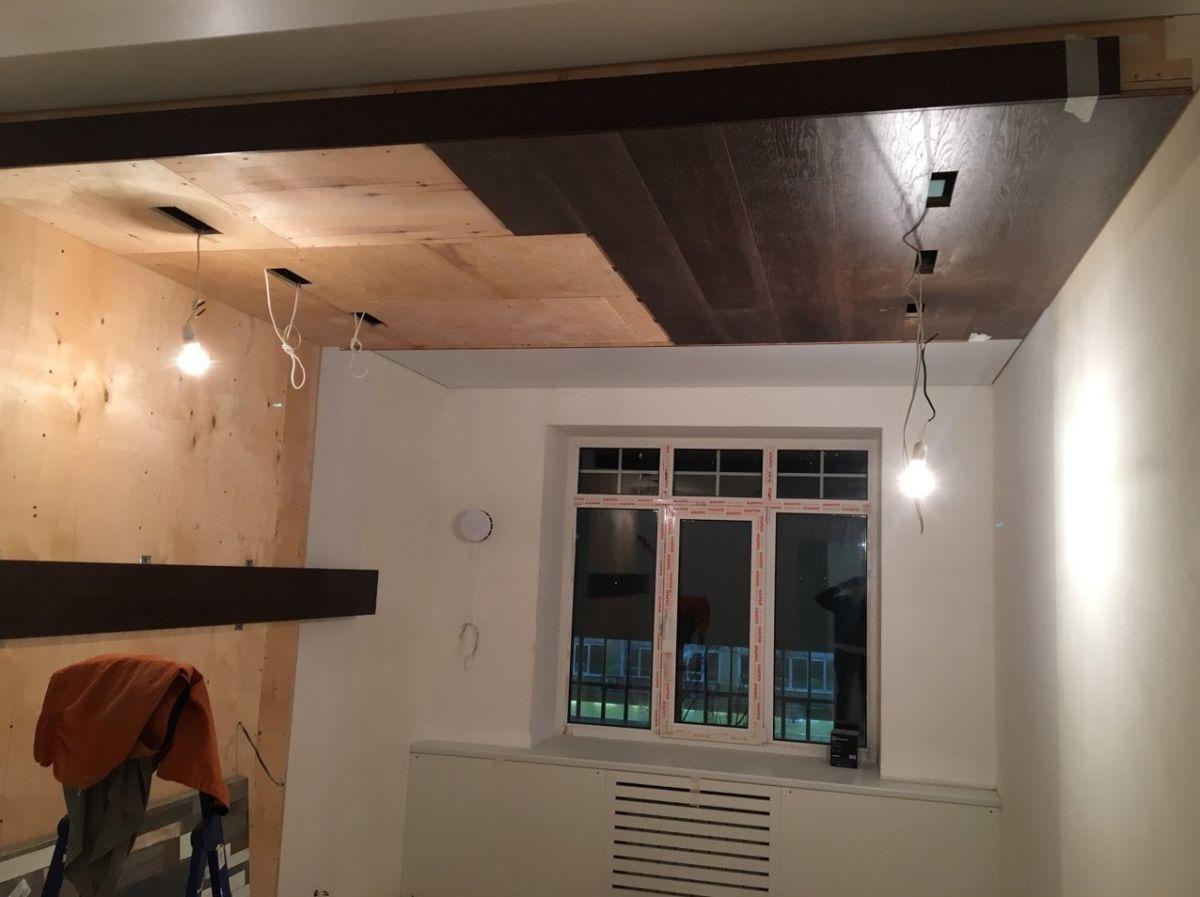 2д панель фаска потолок