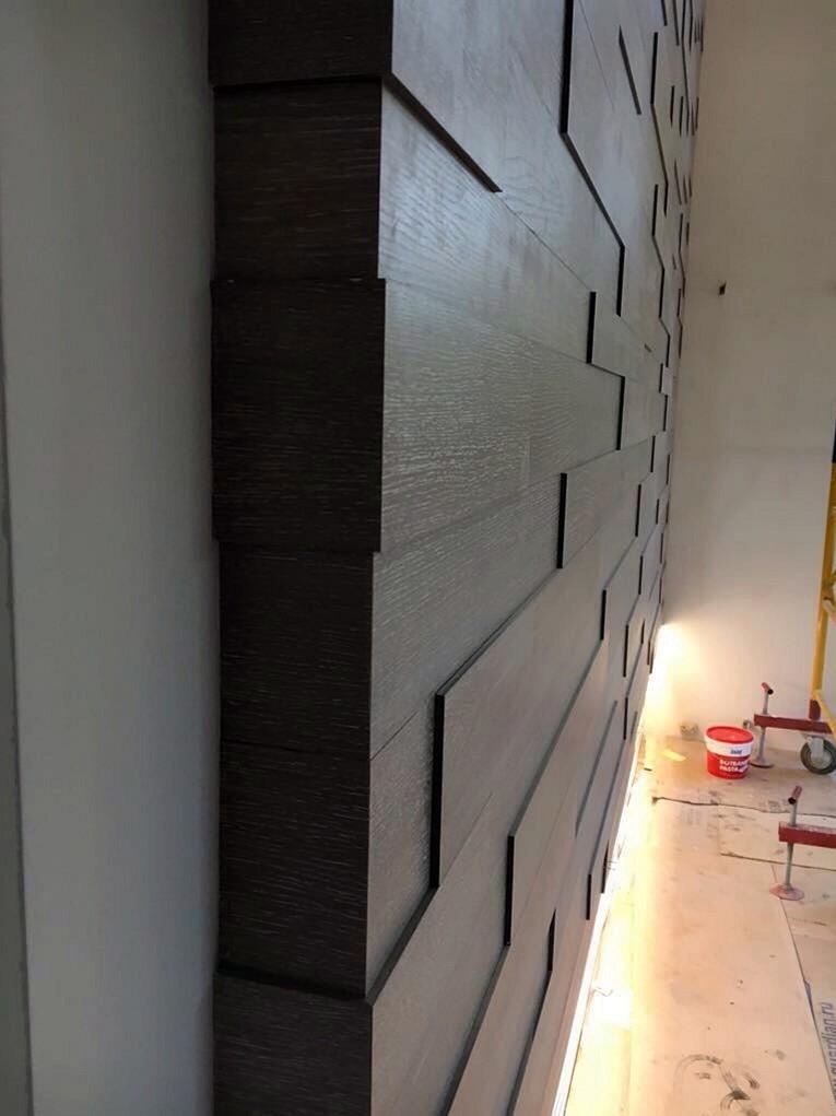 Стеновые панели для отделки стен