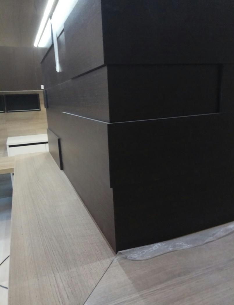 Декор кухни с помощью 3D стеновых панелей